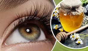 درمان بیماری های چشم با عسل