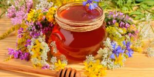 عسل گون آویشن انگپین