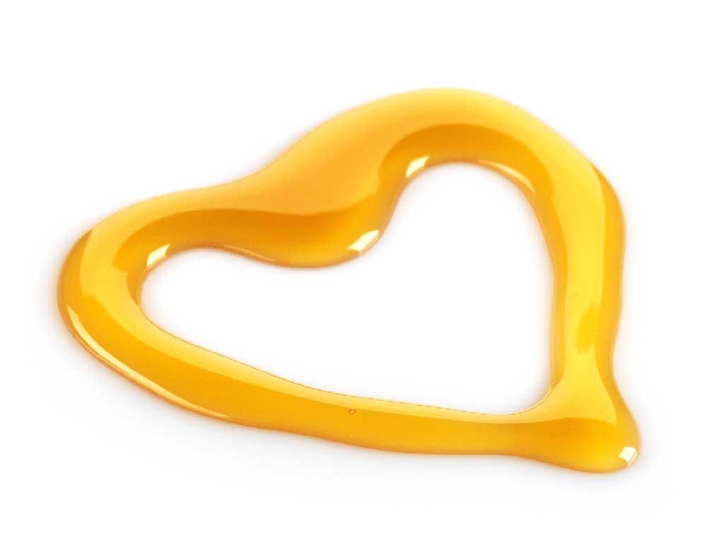 عسل برای قلب
