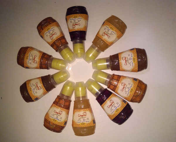عسل های سسی انگپین