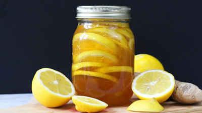 درمان آنفولانزا با عسل