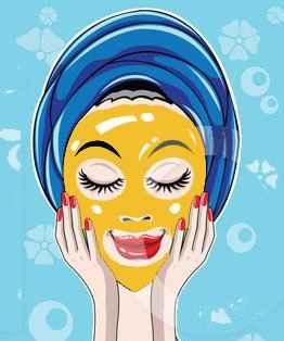 درمان لکه های پوستی با عسل