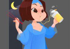 مصرف عسل برای بانوان