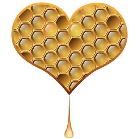 درمان بیماری قلبی با عسل