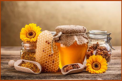 عسل ارگانیک انگپین