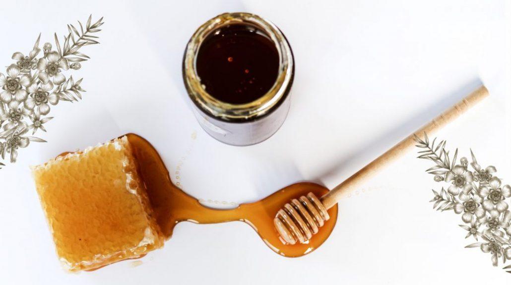 عسل مخصوص معده درد