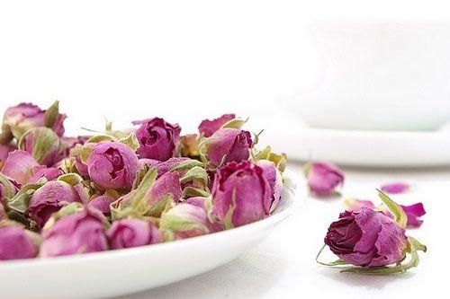 گل خشک جهت تهیه گل انگبین