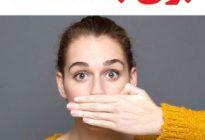 بوی بد دهان ناشی از معده